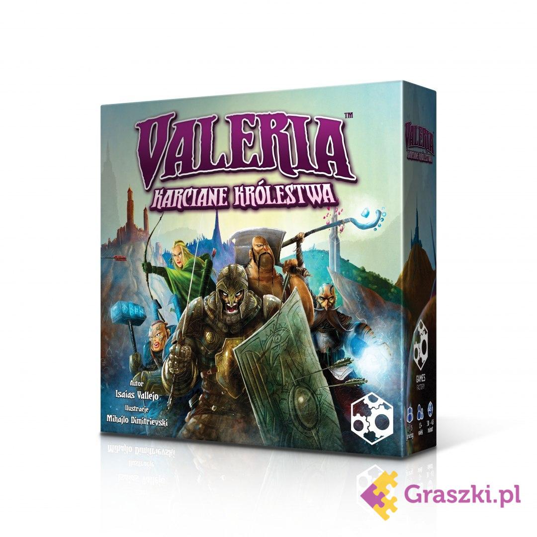 Valeria (PL) | Games factory // darmowa dostawa od 249.99 zł // wysyłka do 24 godzin! // odbiór osobisty w Opolu